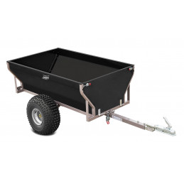 SHARK ATV TRAILER WOOD 550 BLACK 160 x 130 x 85 cm