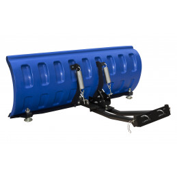 "SHARK Snow Plow 60"" BLUE (152 cm) with universal adapter"