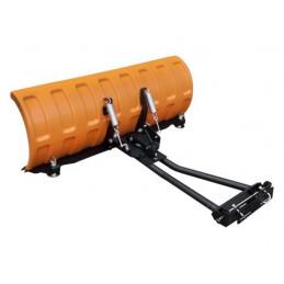 "SHARK Snow Plow 60"" ORANGE (152 cm) with universal adapter"