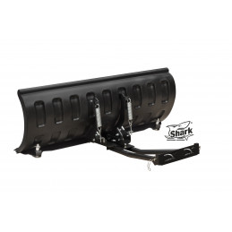 "SHARK Snow Plow 60"" BLACK (152 cm) with universal adapter"