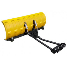 "SHARK Snow Plow 52"" YELLOW (132 cm) with universal adapter"