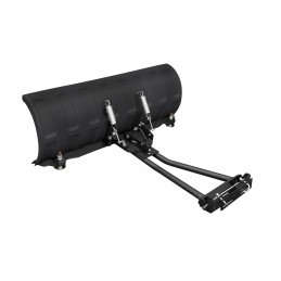 """SHARK Snow Plow 52"""" BLACK (132 cm) with universal adapter"""
