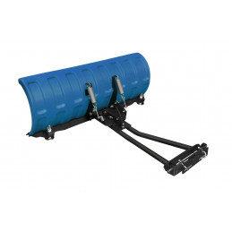 """SHARK Snow Plow 52"""" BLUE (132 cm) with universal adapter"""