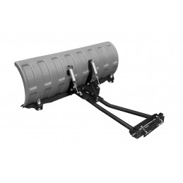 """SHARK Snow Plow 52"""" GREY (132 cm) with universal adapters"""