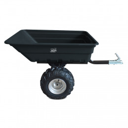 SHARK ATV TRAILER GARDEN 300 BLACK