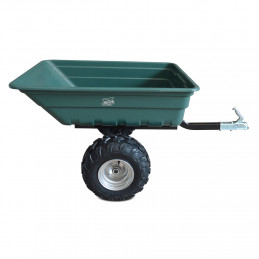 SHARK ATV TRAILER GARDEN 300 GREEN