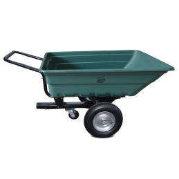 SHARK ATV TRAILER GARDEN 150 GREEN (incl. hitch)