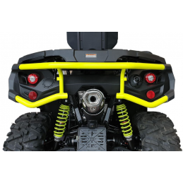 TGB BLADE 1000 LTX REAR PROTECTION BUMPER(STEEL)(FLO. YELLOW)