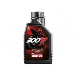 MOTUL 300V Factory Line Road Racing Motorolie 4T 10W40 100% Synthetisch 1L