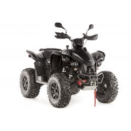 TGB ATV Target 600, matt black T3b