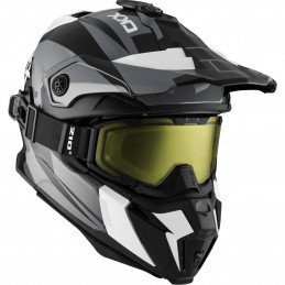 CKX Titan Original Backcountry Helmet, included 2 x Goggles