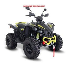 TGB ATV Blade 600 LT 4x4, black, euro 4