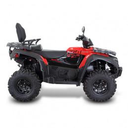 TGB ATV QUAD, model Blade 1000LT, LED verlichting, EPS, T3b homologatie, kleur zwart/rood.