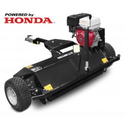 SHARK ATV mulcher with Honda GX 390 engine, black color