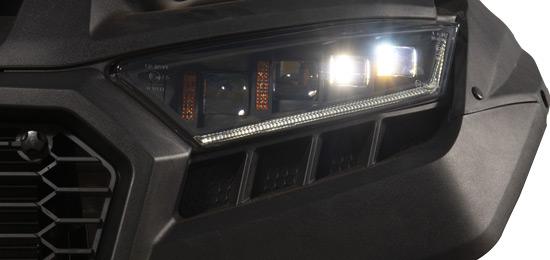 TGB BLADE 600 LED