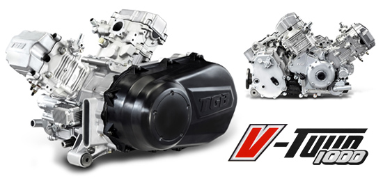 TGB Blade 1000 motor